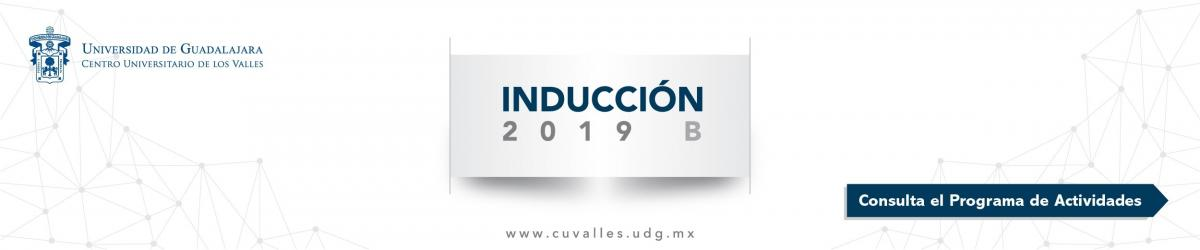 Curso de Inducción 2019B