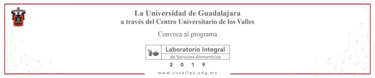 Convocatoria: Becarios Laboratorio Integral de Servicios Alimenticios