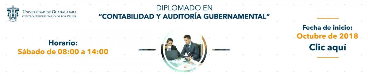 Banner Diplomado en Contabilidad y Auditoría Gubernamental