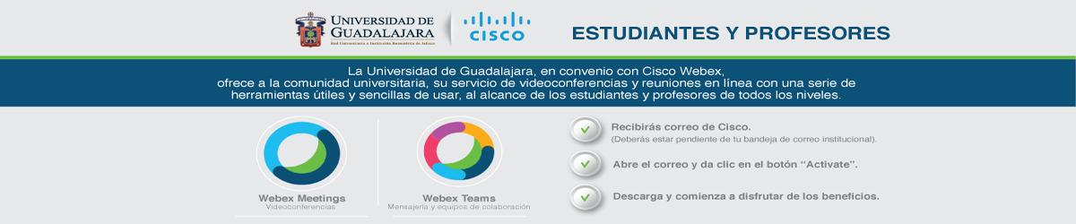 Convenio Cisco Webex
