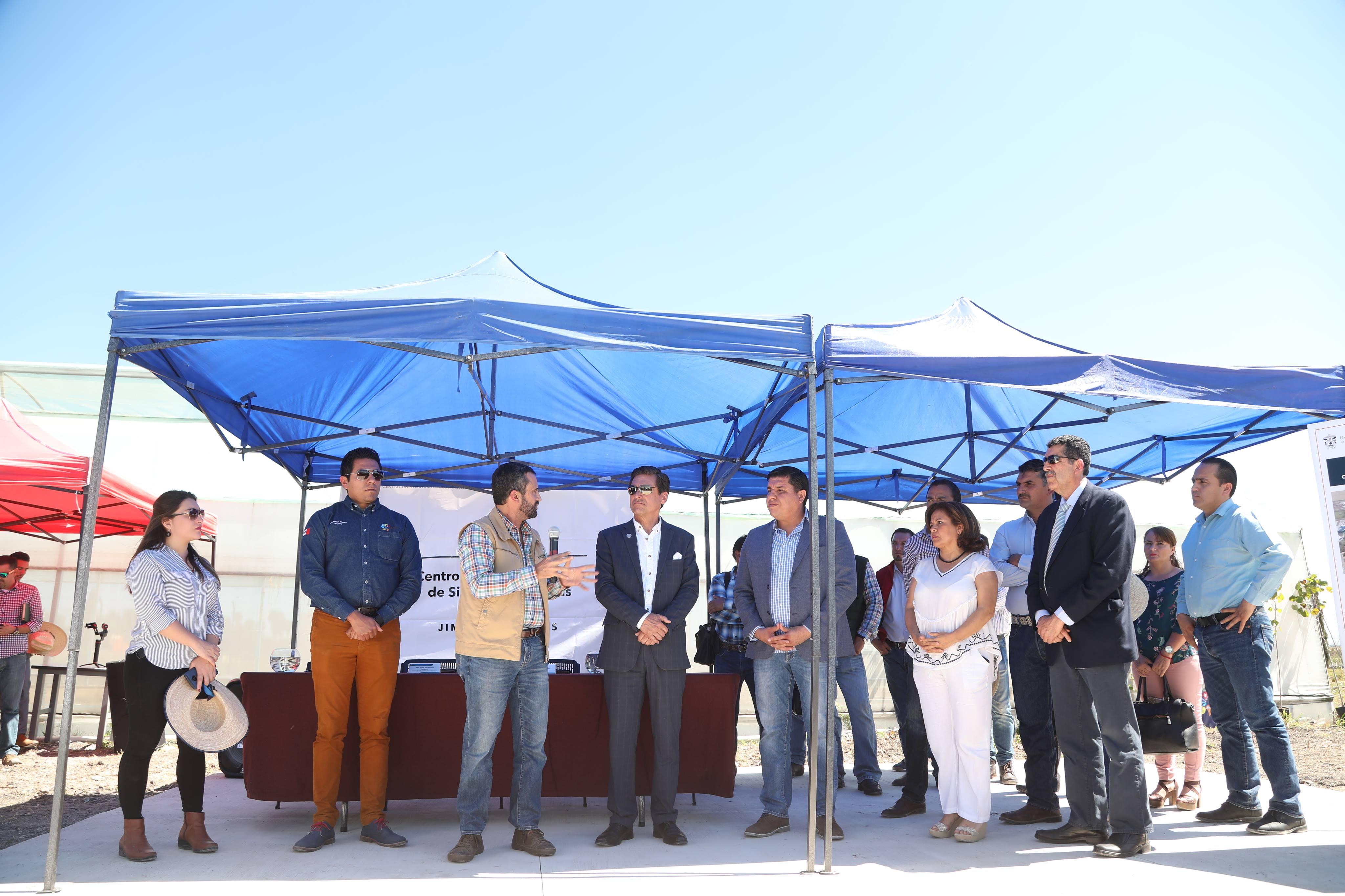 Inauguración del CASA