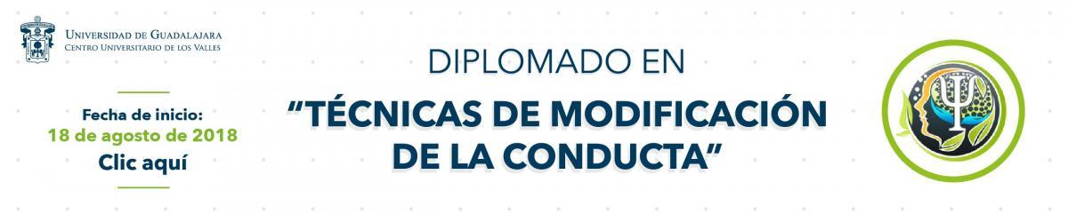 Diplomado Modificación de la Conducta