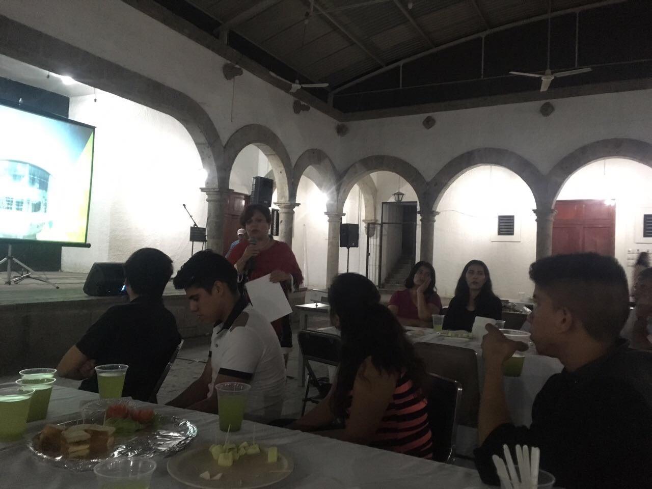 Conferencia de la Dra. María Isabel Arreola Caro