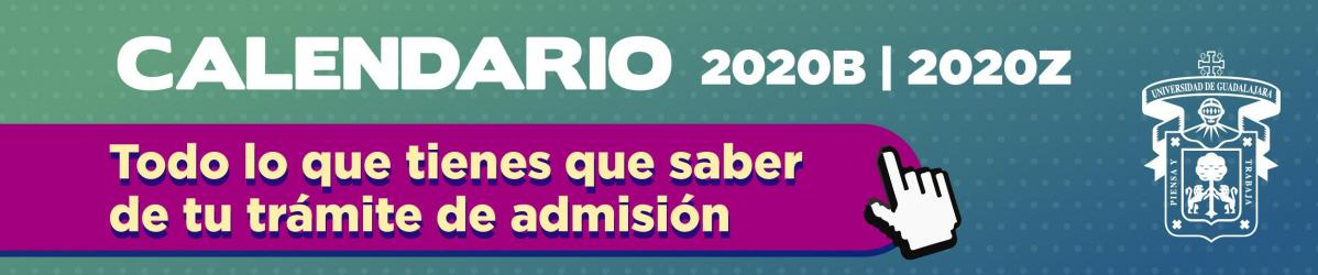 Gaceta Admisión 2020B