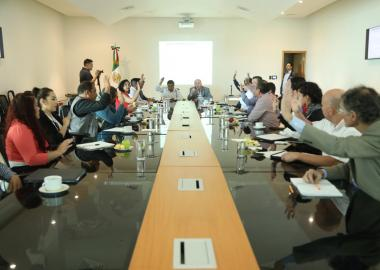 Reunión del Comité Técnico para el Manejo Integral de la Presa La Vega