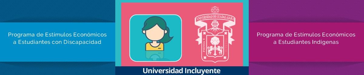 Convocatoria Universidad Incluyente programa de becas